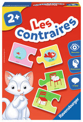 Les contraires (french version)|Les contraires