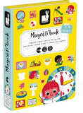 Magnéti'book Learn to Tell Time|Magnéti'book J'apprends l'heure