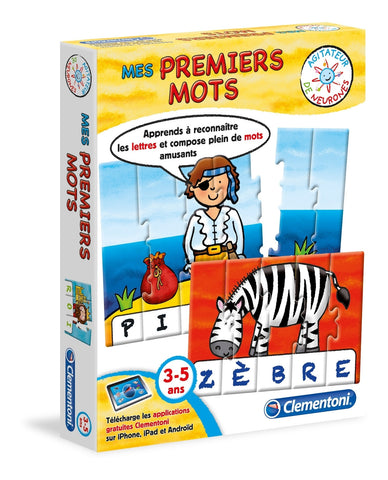 Mes premiers mots (french version only)|Mes premiers mots
