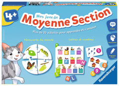 Mes jeux de moyenne section (french version)|Mes jeux de moyenne section