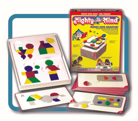 Mighty Mind (french box)|Mighty Mind