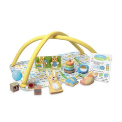 Mine to Love Toy Time Play Set|Ensemble  pour poupée - L'heure de jouer