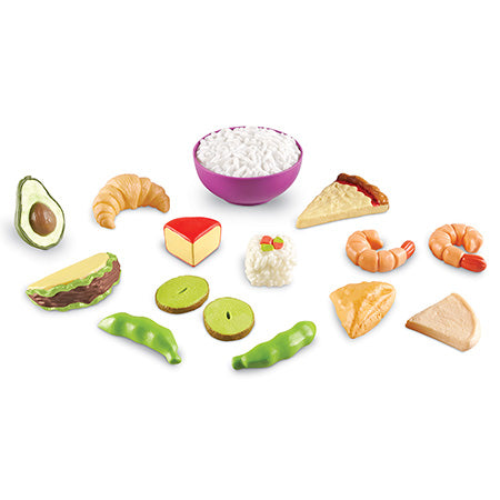 New Sprouts Multicultural Food Set|Ensemble de nourriture multiculturelle