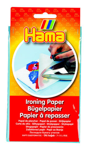 Ironing paper for Hama Beads|Papier à repasser pour perles Hama