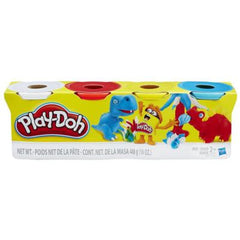 Play-Doh 4-Pack|Ensemble de 4 pots de pâte à modeler Play-Doh