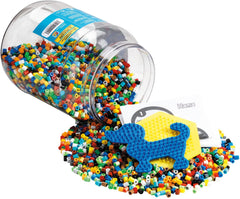 7000 Hama Beads Set|Ensemble de 7000 perles Hama