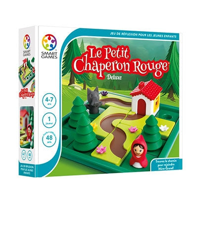 Le petit chaperon rouge (french version)|Le petit chaperon rouge