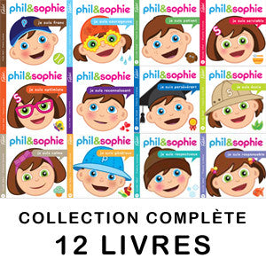 Phil & Sophie (french books)|Phil & Sophie