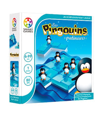 Les pingouins patineurs (french version)|Les pingouins patineurs