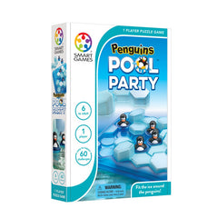 Penguins Pool Party|Les pingouins plongeurs