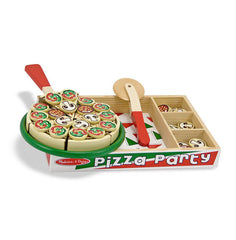 Pizza party|Pizza en bois