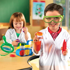 Primary Science Lab Set|Ensemble de laboratoire scientifique