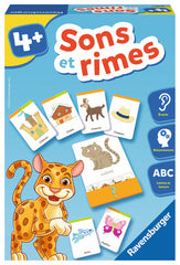 Sons et rimes (french version)|Sons et rimes