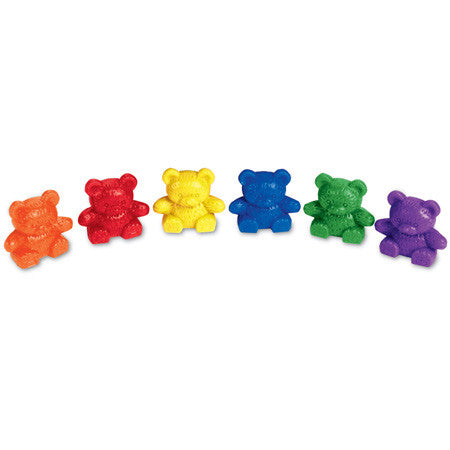 Teddy bear counters|Oursons à trier et compter