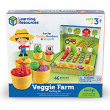 Veggie Farm Sorting Set|Ensemble de tri potager