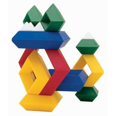 Wedgits building blocks|Blocs Wedgits