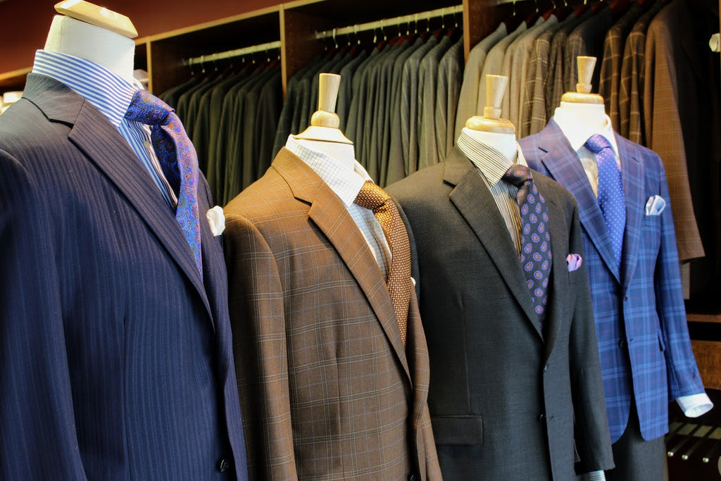 Suits and Sport Coats, Coming Soon!
