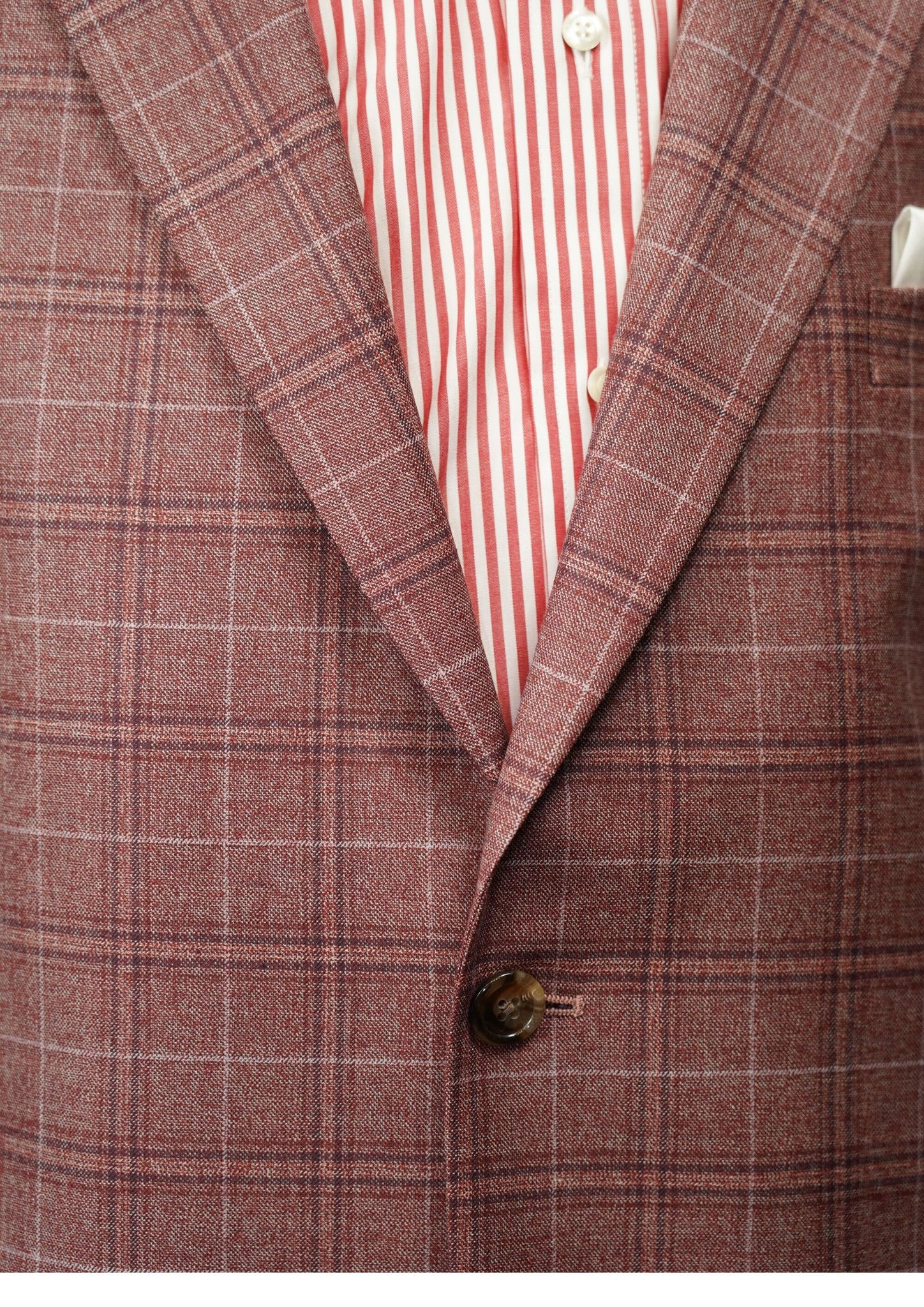 CRANBERRY WINDOW PANE SPORT COAT