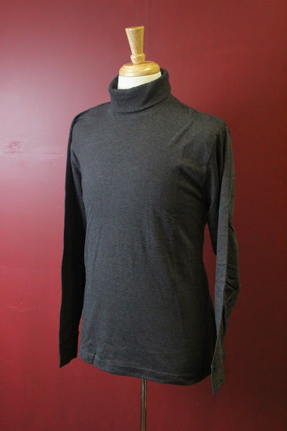 Charcoal Grey Turtle Neck Sweater