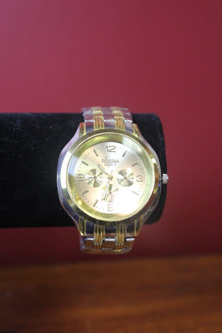 Rosra Stainless Watch