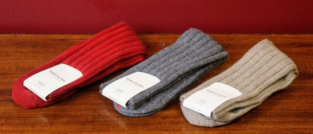 Marcoliani Cashmere Socks