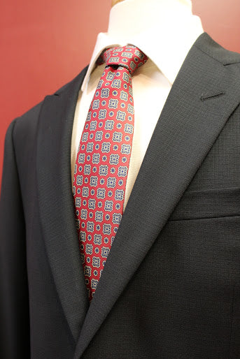 Red Liberty Tie
