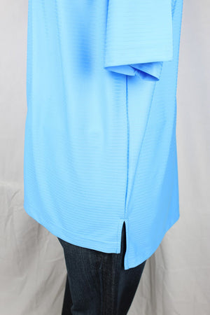 Bullington Light Blue Golf Shirt