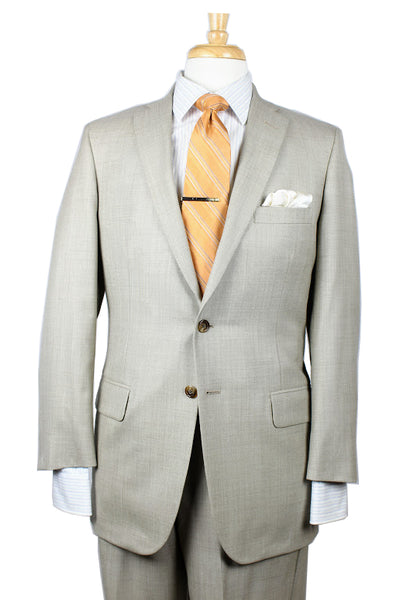 Individualized Beige Suit