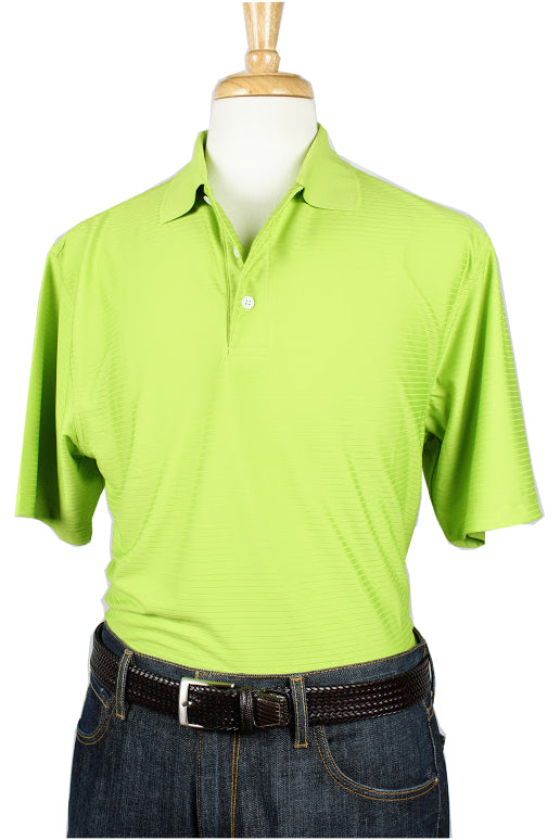 Bullington Green Golf Shirt