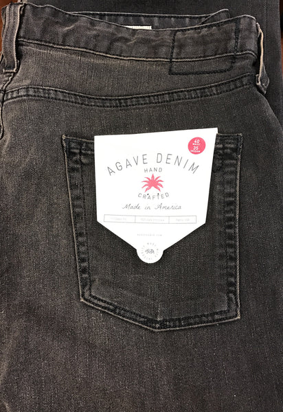 Black jeans by Agave Denim