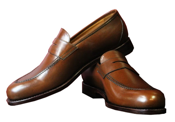 Brown Loafer Armin Oehler Shoe