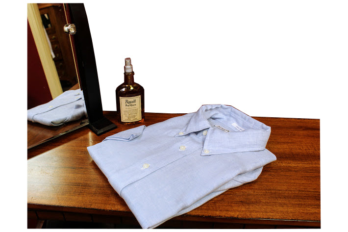 A. Smith Clothiers Linen Shirts