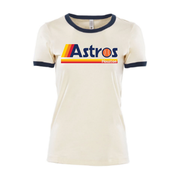 Women's Astros 1970s Shirt