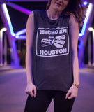 Hecho En Houston Unisex Tank Top