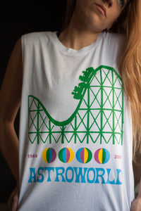 Astroworld Unisex Muscle Tank Top