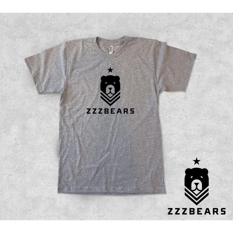 Shirts - ZZZ Bears Logo T-Shirt