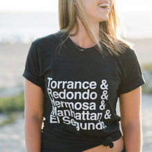 Load image into Gallery viewer, Beach Cities Lineup Tee *NEW Colors*