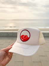 Load image into Gallery viewer, Sunset on the Esplanade Trucker Hat