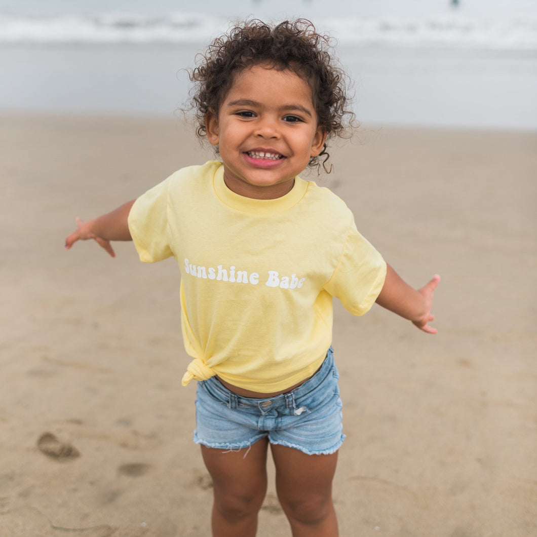 Sunshine Babe Toddler Tee