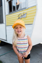Load image into Gallery viewer, Ray of Sunshine Youth Trucker Hat