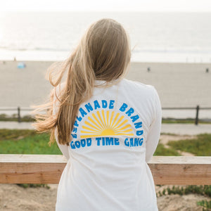 Good Time Gang Long Sleeve Tee
