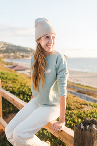 Lifeguard Tower Sweatshirt
