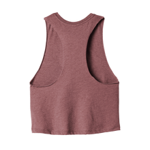 Load image into Gallery viewer, Spread Peace Women's Crop Tank