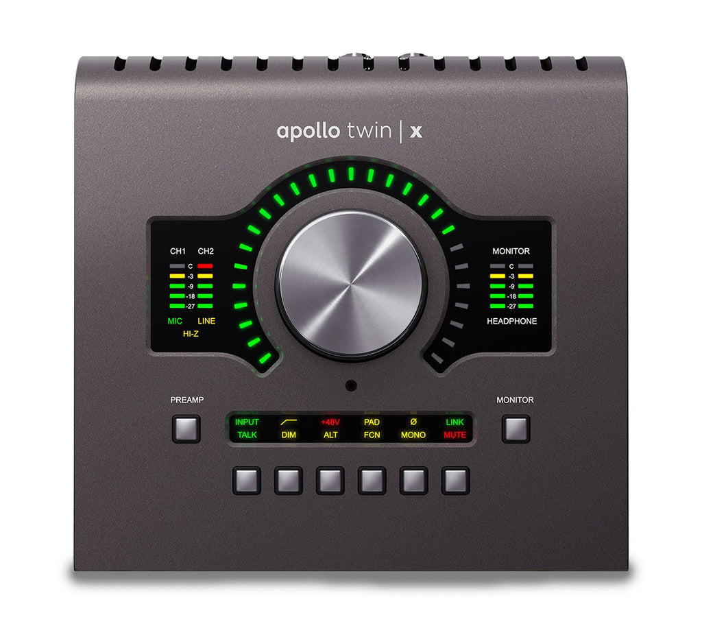Apollo Twin X Thunderbolt 3