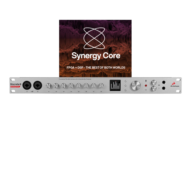 Discrete 8 Synergy Core