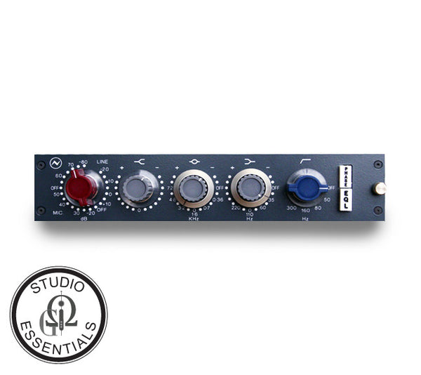 1073 Classic MicPreamp & EQ