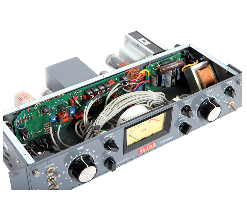 176 Limiting Amplifier