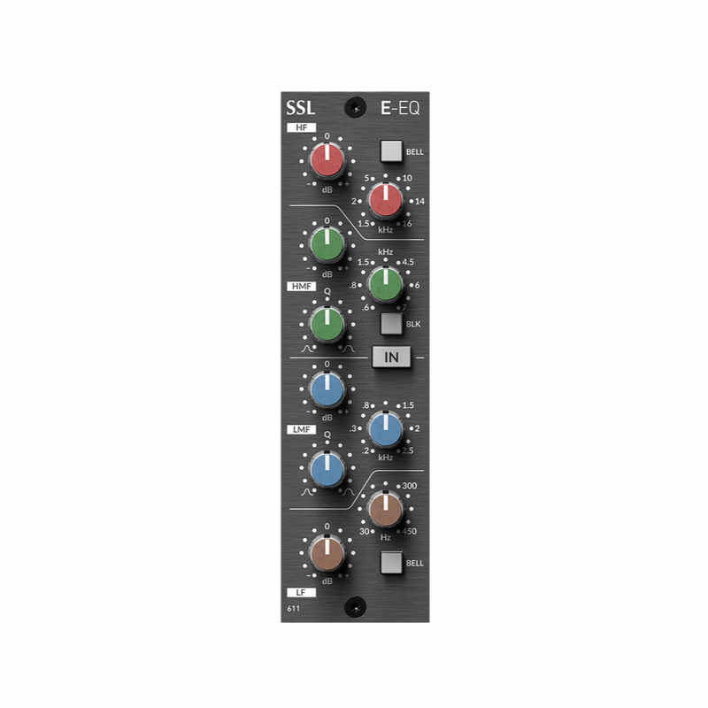 SSL E-Series EQ 500