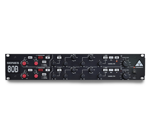series 80B Dual Channel