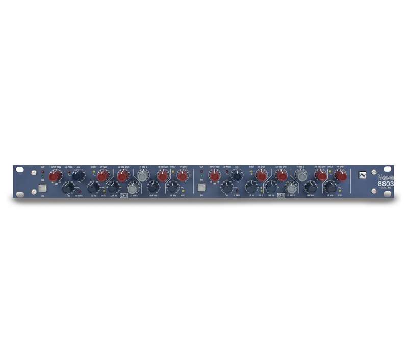 Neve 8803 Dual-channel EQ